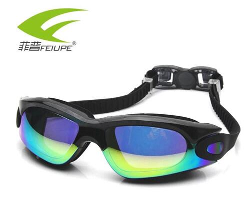 HD Anti Fog Swimming Goggles - agitra