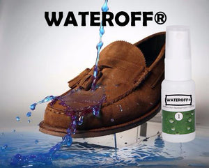 WATEROFF® - Waterproof Nano Coating Spray