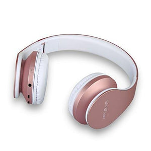 Wireless Bluetooth Over Ear Headphones - agitra