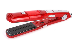 Kemei Hair Electric Straightener Steam Spray - agitra