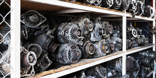Why You Should Avoid Used Heavy Equipment Parts?