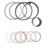 Case 1542915C2 G110582 Hydraulic Cylinder Seal Kit