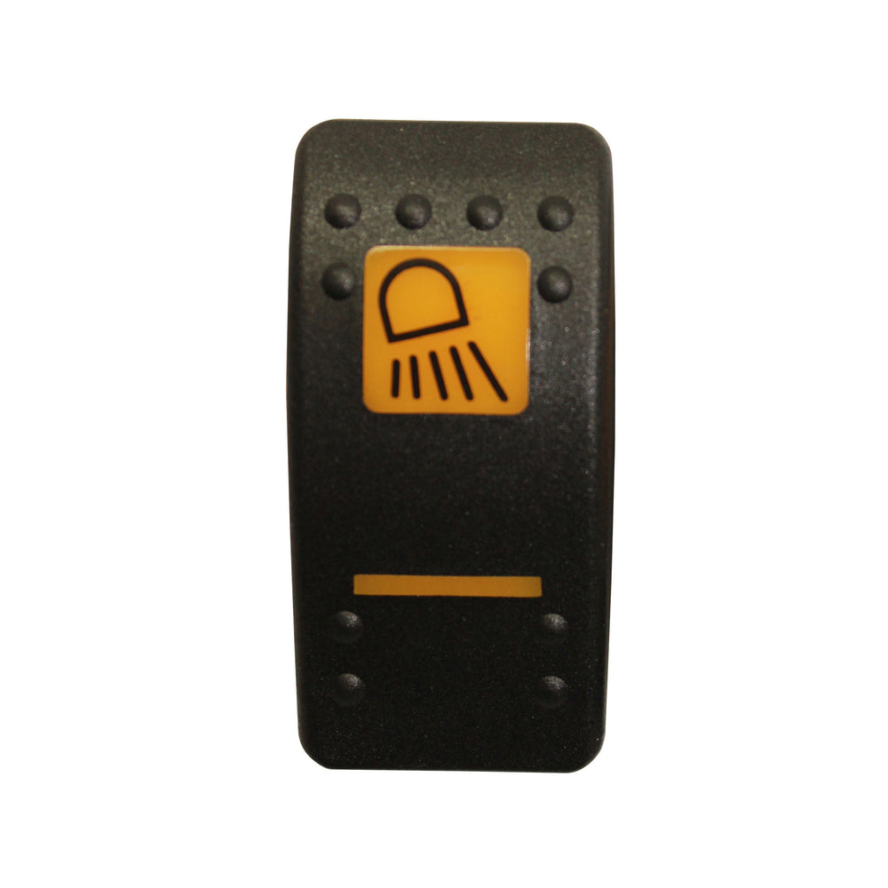 JCB 701/58706 REAR WORK LIGHTS SWITCH COVER
