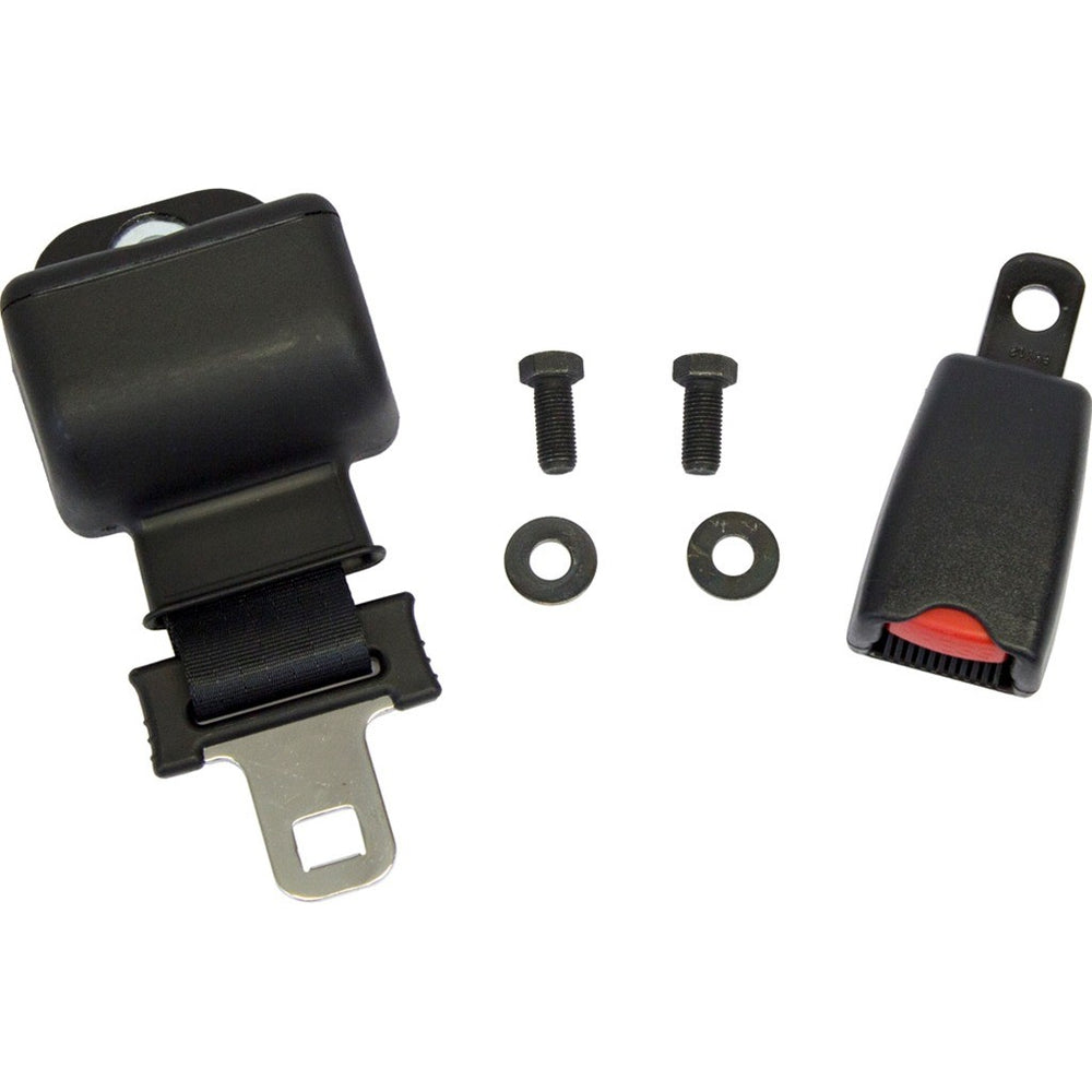 "Retractable Seat Belt Kit - 45.5"" Long"
