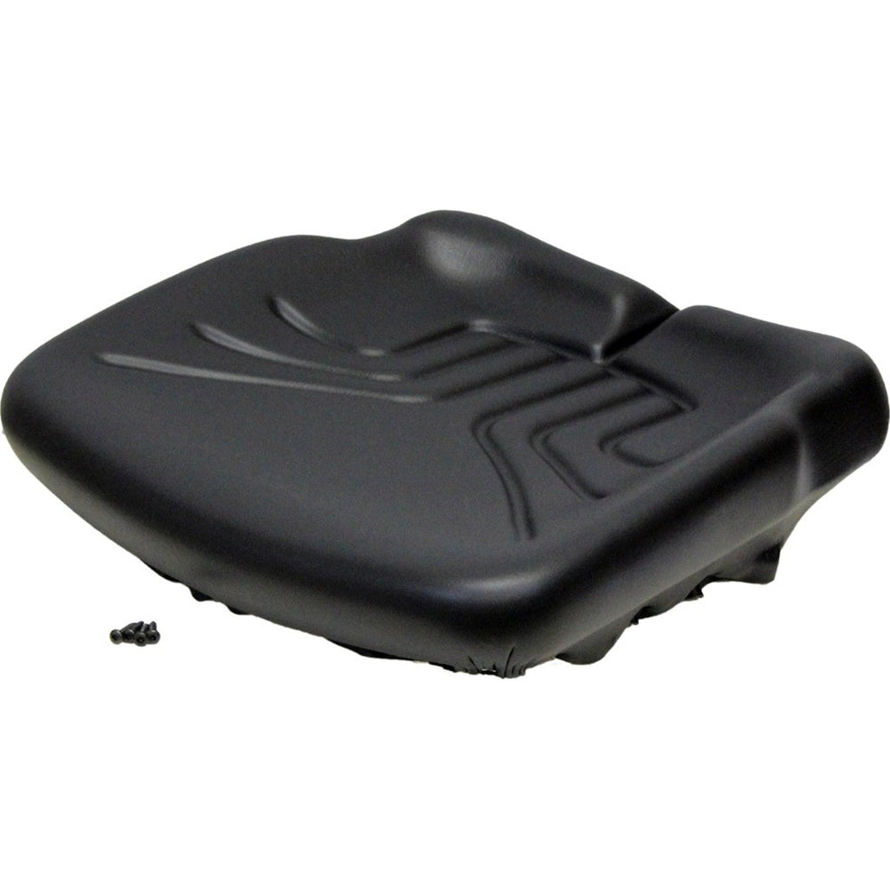 Bottom Seat Cushion - Black Vinyl