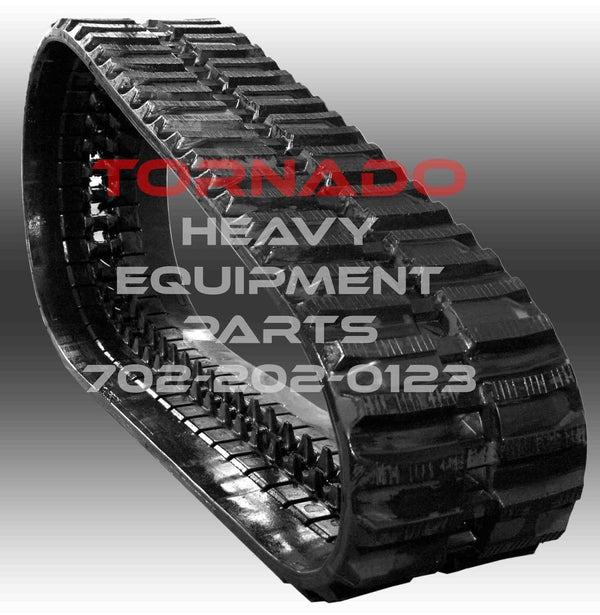 HITACHI EXCAVATOR EX18-2 RUBBER TRACKS