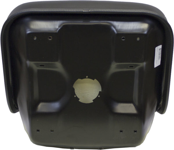 Gehl Skid Steer Seat Assembly - Fits Various Models - Black Vinyl