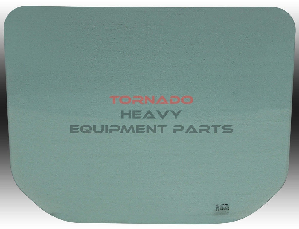Hitachi 4448314 Excavator Rear Window Cab Glass