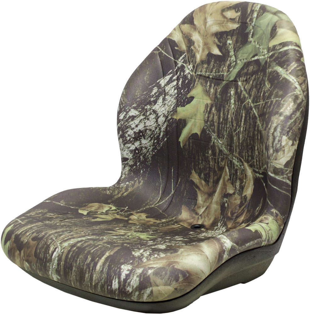 GEHL SKID STEER SEAT ASSEMBLY - FITS VARIOUS MODELS - CAMO VINYL