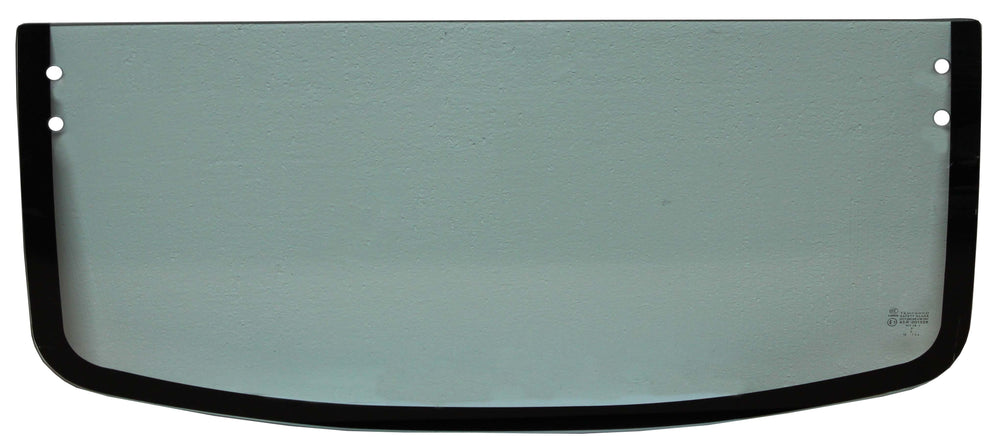 HITACHI 4369588 EXCAVATOR FRONT LOWER WINDOW CAB GLASS