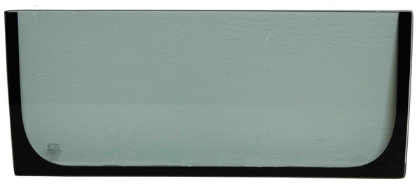 John Deere T396635 4651654 Excavator Lower Front Cab Glass