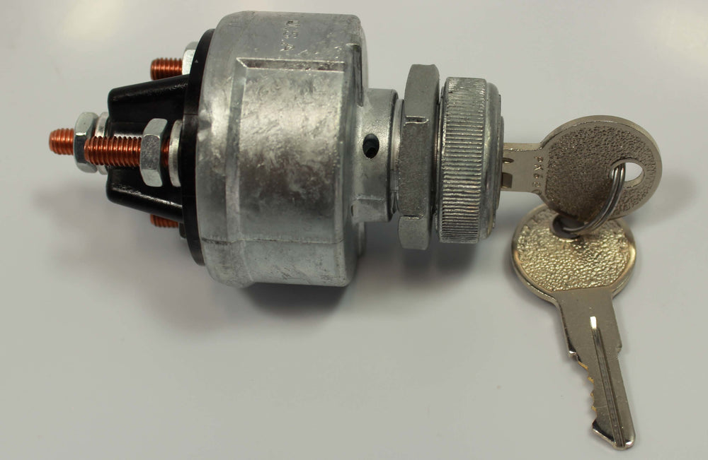 Pollak 31-609 3 Position Ignition Switch 4 Stud