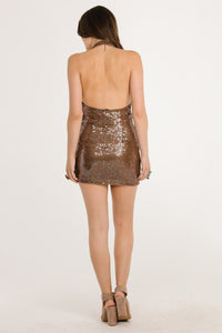 NIGHT FEVER DRESS - Nomad Bridal
