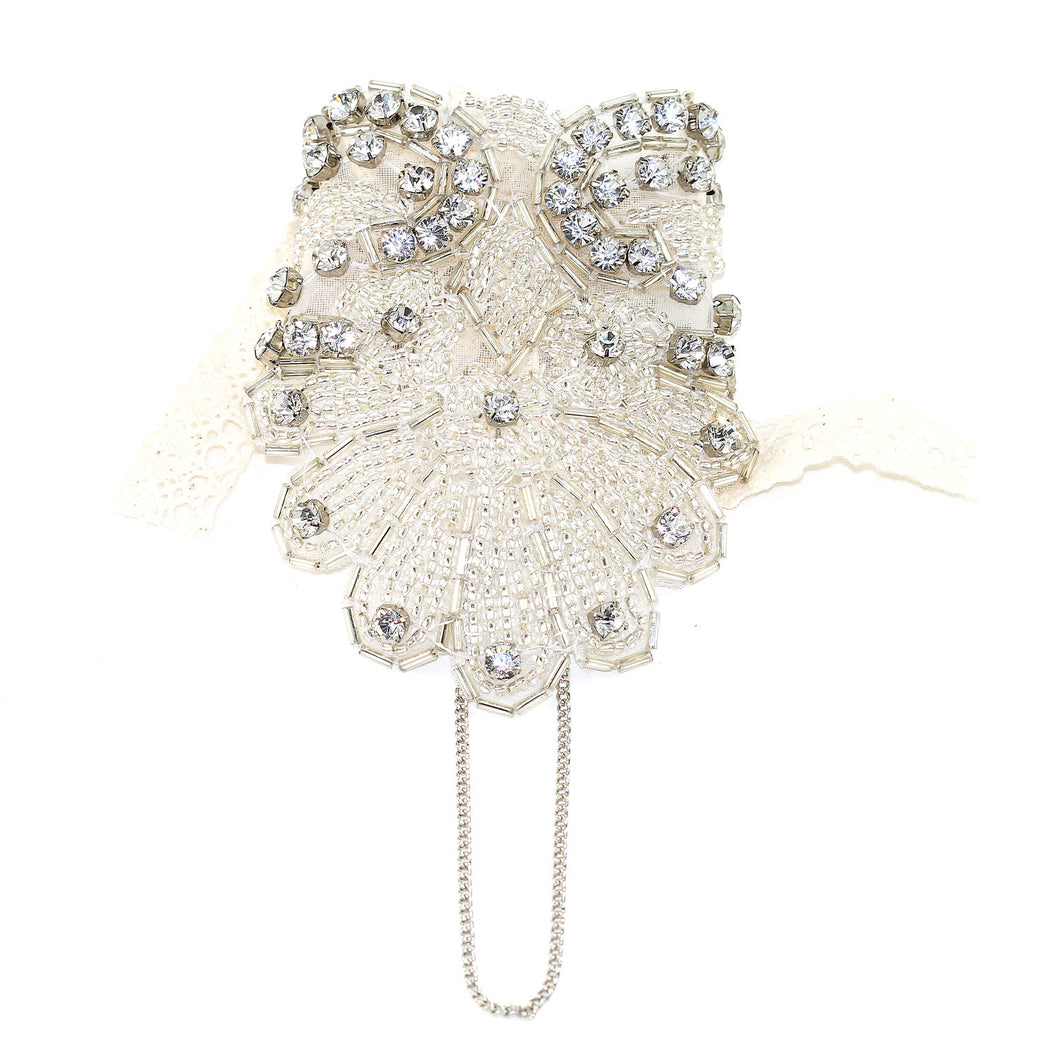 Deco Beaded Bracelet - Nomad Bridal