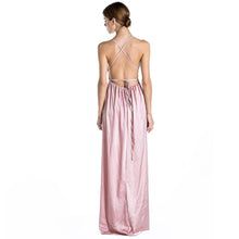 Load image into Gallery viewer, Sleeveless Sexy Maxi Dress - Nomad Bridal