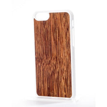 Load image into Gallery viewer, MMORE Wood Sucupira Phone case - Phone Cover - Phone accessories - Nomad Bridal