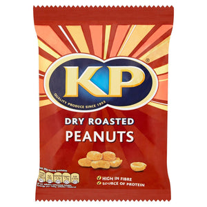 KP Nuts Dry Roasted (50g)