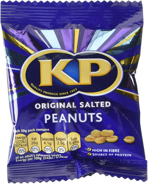 KP Nuts Salted (50g)