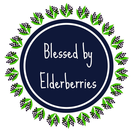 Blessed by Elderberries