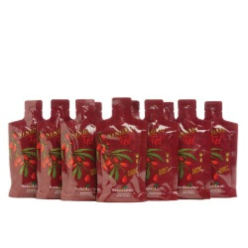 Ningxia Red 2oz Sample Packets and Shaker Bottle