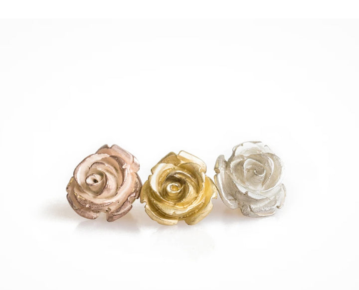 "Ansteck-Pin ""Rose"""
