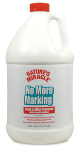 NATURES MIRACLE NO MORE MARKING 128OZ