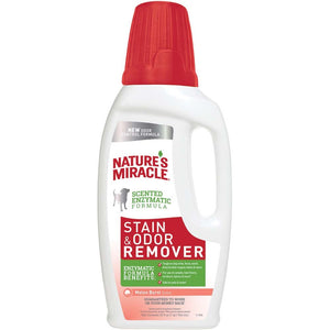 NATURE'S MIRACLE STAIN & ODOR REMOVER MELON BURST 32OZ