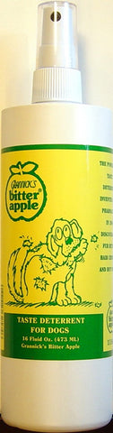 GRANNICKS BITTER APPLE ORIGINAL SPRAY 16OZ FOR DOGS