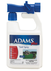 ADAMS PLUS YARD SPRAY 32OZ