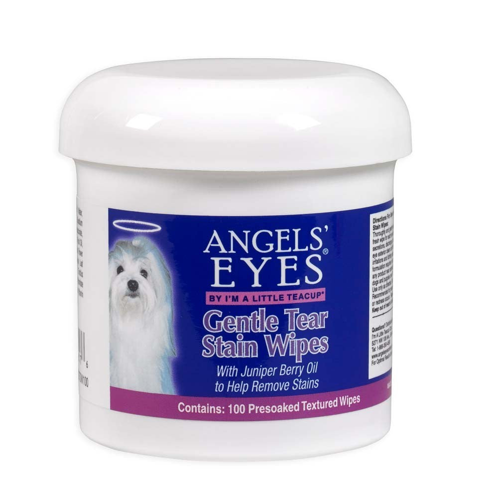 ANGELS EYES GENTLE TEAR STAIN WIPES 100CT