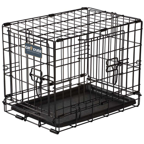PRECISION CARE CRATE 2 DOOR 18X12X14