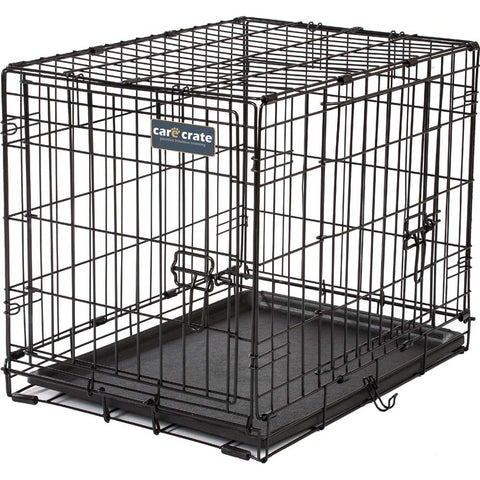 PRECISION CARE CRATE 2 DOOR 24X18X19