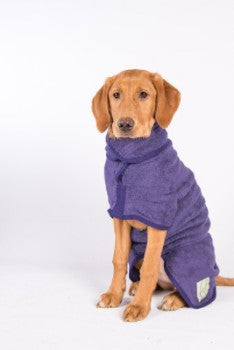 Ultimate Doggy Bathrobe