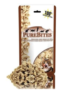 PureBites Cat Treats - Turkey BreastPureBites Cat Treats - Turkey Breast