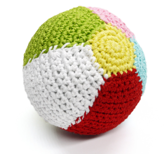 Beach Ball Dog Toy