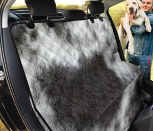 """Petal Loves You""  Pet Seat Cover"
