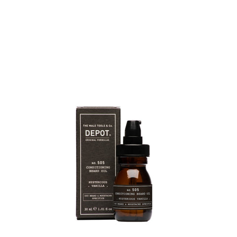 505. CONDITIONING BEARD OIL 30ML _ VANILLA