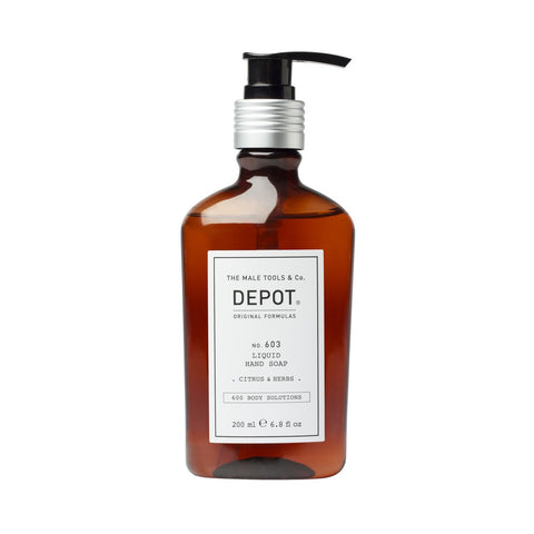 603. LIQUID HAND SOAP 200ML _ CITRUS & HERBS