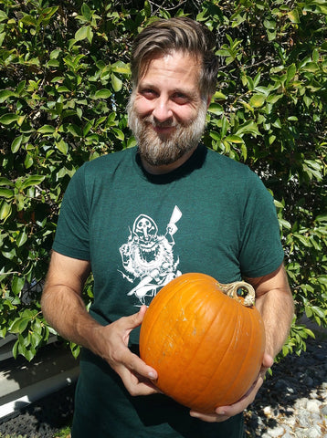 brett bean fall pumpkin shirt