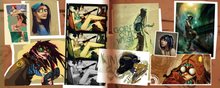 Load image into Gallery viewer, Character Driven the Art of Brett Bean Vol. 1 - Hardbound