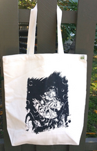 Load image into Gallery viewer, Undersea Adventure Large Tote Bag - Organic Cotton