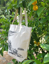 Load image into Gallery viewer, Timeless Forest Gnome Reusable Tote Bag - Organic Cotton