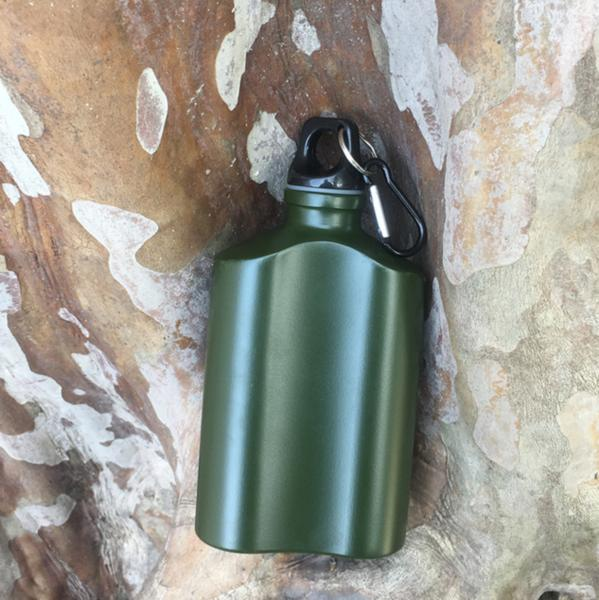 LEAK-PROOF ALUMINUM SPORTS WATER BOTTLE - WildGearFactory