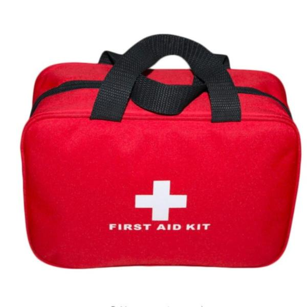 LARGE FIRST AID KIT OUTDOOR EMERGENCY - WildGearFactory