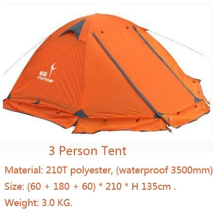 Outdoor Camping Tent For Rest Travel