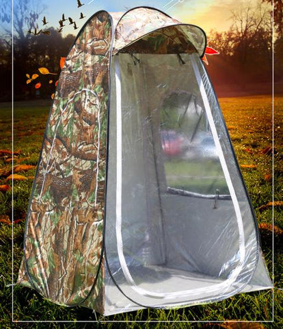 Winter Fishing Tent with Cap