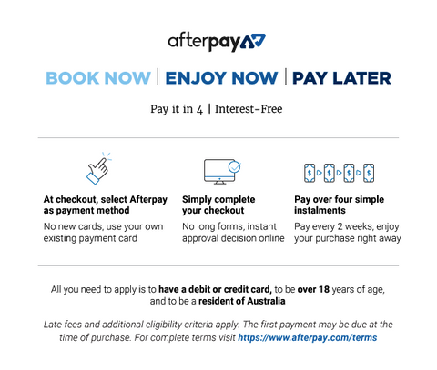 Afterpay How Does it Work