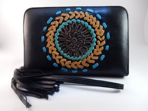 Leather Wallet - Gypsy