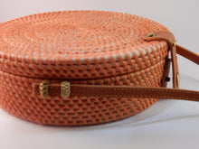 Load image into Gallery viewer, Rattan Bag - Sunrise