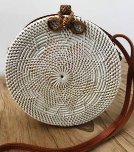 Rattan Bag - Pure Star
